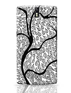 PosterGuy OnePlus One Case Cover - Tree of Life | Designed by: Matkaart