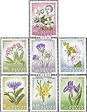 Ungarn 2307A-2313A (kompl.Ausg.) postfrisch 1967 150. Todestag Kitaibels (Briefmarken für Sammler)