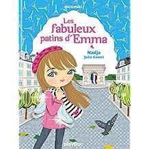 Minimiki - Les fabuleux patins d'Emma