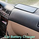 Audew 12v 4.5W Tragbare Solar Autobatterien Batterieladegerät Sonnenkollektor Batterie Backup Power Charger für Auto Boots