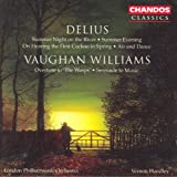 Vaughan Williams: Wasps (The): Overture / Serenade To Music / Delius: 2 Pieces for Small Orchestra