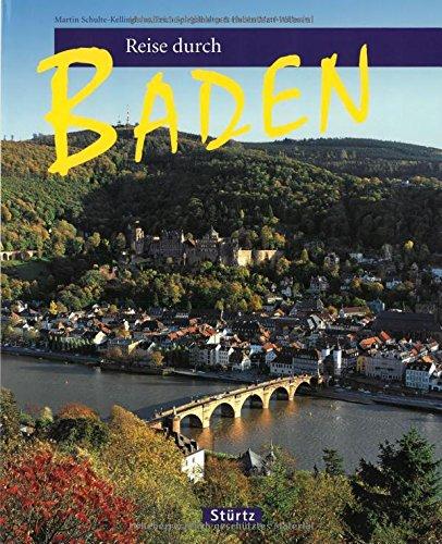 Reise durch BADEN - Ein Bildband mit über 190 Bildern - STÜRTZ Verlag