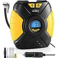 WindGallop Digital Car Tyre Inflator Air Tool Portable Air Compressor Car Tyre Pump Automatic 12V Electric Air Pump Tyre…