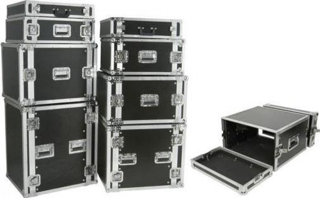 Citronic Rack 4u Size 19 Inch Flight Case For Audio Equipment Co Uk Musical Instruments