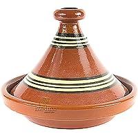 Tajine marocain Menara, tagine artisanal - 30 CM
