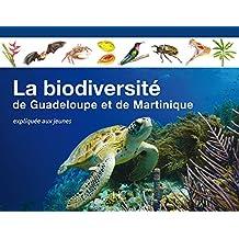 La biodiversité de Guadeloupe et de Martinique pour les jeunes