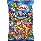 Krema Festival, Cocktail De Bonbons Tendres Aromatisés - ( Prix Par Unité ) - Envoi Rapide Et Soignée