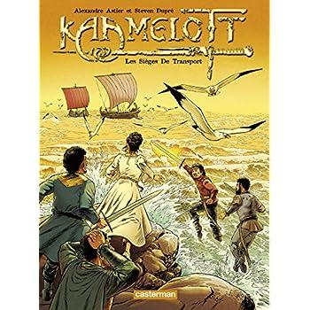 Kaamelott, Tome 2 : Les Sièges De Transport