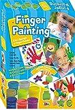 #7: Ekta Finger Painting 18 Colours (Sr) By Krasa Toys