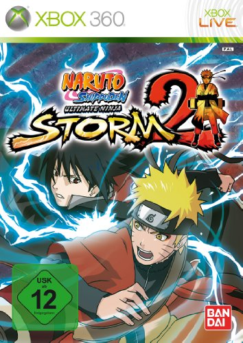 Xbox-spiele Original Naruto (Naruto Shippuden: Ultimate Ninja Storm 2)