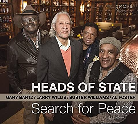 Search for Peace by Heads of