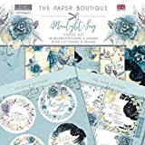 The Paper Boutique The Moonlight Song-Papier-Set