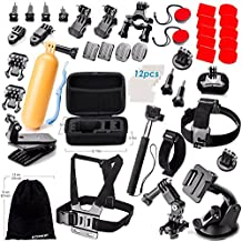 Zookki Accessori Kit per GoPro Hero 5