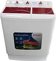 Sonashi 7.0 Kgs Top Loading Semi-Automatic Washing Machine SWM-7501