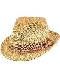 Amazon.it  Includi non disponibili - Cappelli Fedora   Cappelli e ... bad3786ea79f