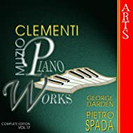 Clementi: Piano Works - Vol. 17