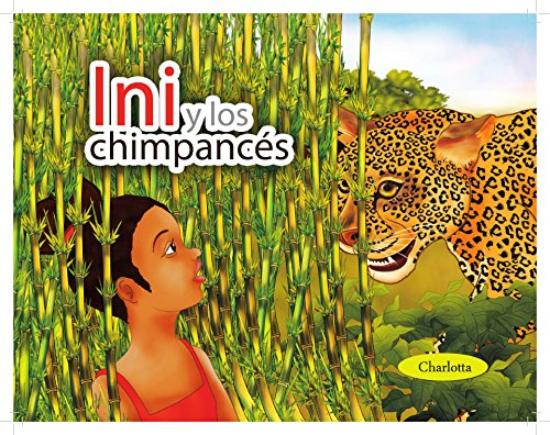 Ini y los chimpancés