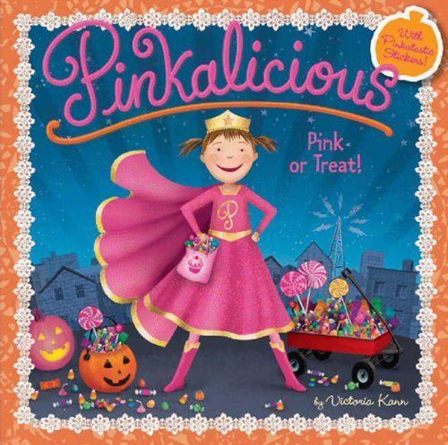 Pink or Treat! (Pinkalicious) (Victoria Stores Halloween)