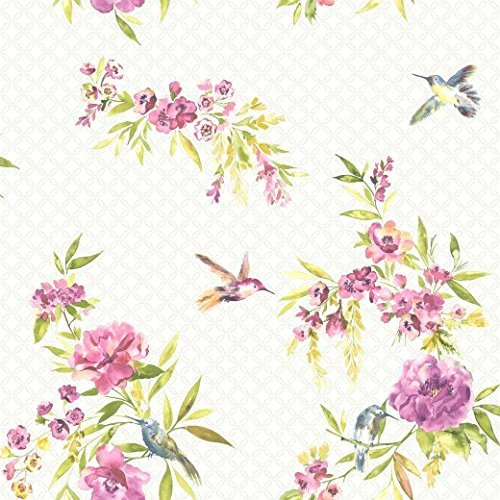 amaya-pink-lime-11482-wallpaper-birds-and-flowers-by-holden-decor