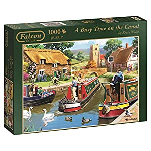 Jumbo - 1000 Falcon, A Busy Time on The Canal (611107)
