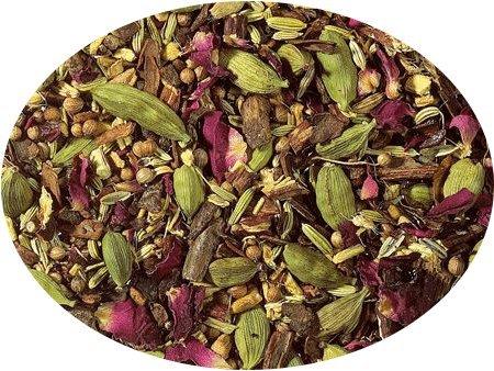 Ayurveda-Mischung ohne Zusatz von Aroma - PITTA - BALANCE-TEE - 500g - Tee