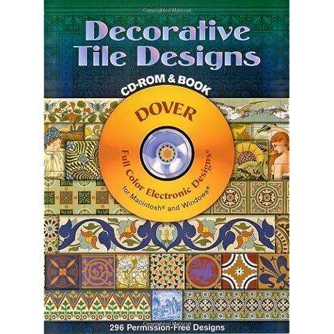 Decorative Tile Designs (Dover Electronic Clip Art)