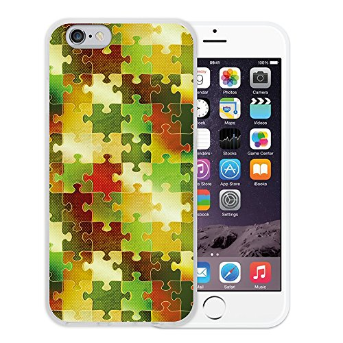 iPhone 6 6S Hülle, WoowCase Handyhülle Silikon für [ iPhone 6 6S ] Dinosaurier Handytasche Handy Cover Case Schutzhülle Flexible TPU - Transparent Hülle iPhone 6 6S iPhone 6 6S D0328