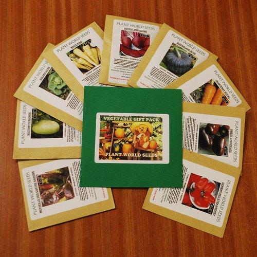 Vegetable Gift Pack Seeds
