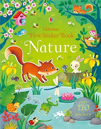 Preisvergleich Produktbild First Sticker Book: Nature: over 180 stickers (First Sticker Books)