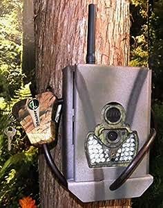 ScoutGuard SG550M SG580 SG880MK Trail Camera Security Lock Box by ScoutGuard