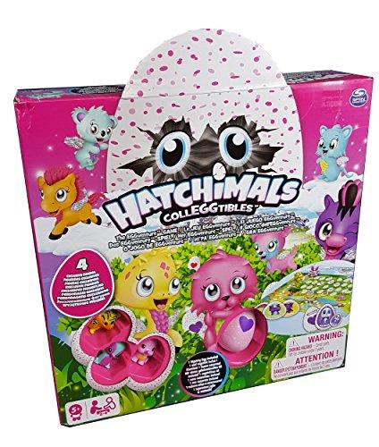 HATCHIMALS The Eggventure Game (Bizak 61928234)