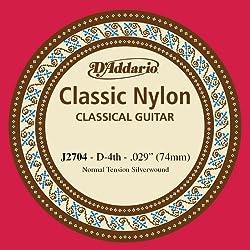 Daddario J-27-04 - Cuerda guitarra española
