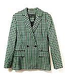 Zara Femme Veste de costume à carreaux 2075/637