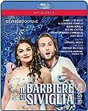 Rossini : Le Barbier de Séville (Glyndebourne). De Niese, Corbelli, Bürger, Stayton, Stamboglis, Kelly, Arden, Mazzola. [Blu-ray]