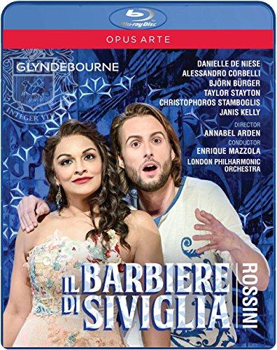 Rossini: Il Barbiere di Siviglia (Glyndebourne, 2016) [Blu-ray] Arte-dekor