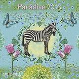 A&I Paradise Broschürenkalender / Familienkalender 2016 30 x 30 cm