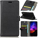 Danallc Huawei Mate 20 Pro Case,Wallet Retro Multifunction Leather Wallet Case Cover [ Kickstand ] Pu Leather Wallet Case With ID & Credit Card Slot For Huawei Mate 20 Pro