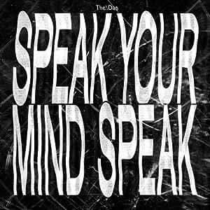 Speak Your Mind Speak [Vinyl LP] [Vinyl LP]