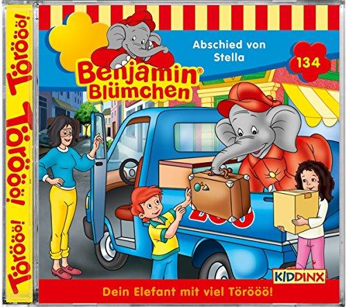 Benjamin Blümchen (134) Abschied von Stella - kiddinx 2017