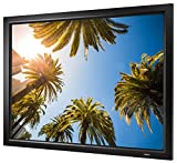 celexon Rahmen-Leinwand HomeCinema Frame 240 x 135 cm, Format 16:9, Beamer-Leinwand, Gainfaktor 1,2