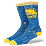 Stance NBA Arena Warriors Crew Chaussettes, bleu