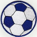 Ecusson brodé Ecussons Imprimés Ecussons Thermocollants iron-on Patch Ballon de football Grand...