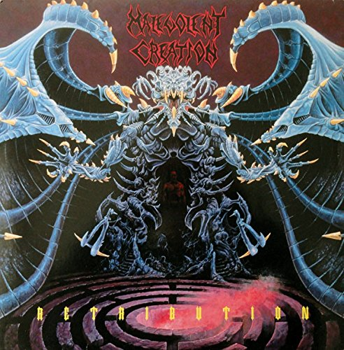 Retribution (VINYL) - Malevolent Creation - 2017