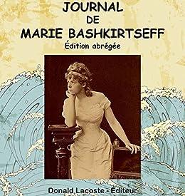 Journal de Marie Bashkirtseff par [Bashkirtseff, Marie]