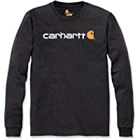 Carhartt Long-sleeve Workwear Signature Graphic T-shirt - Core Logo Uomo