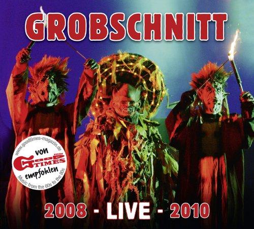 Grobschnitt: Live 2008-2010 (Audio CD)