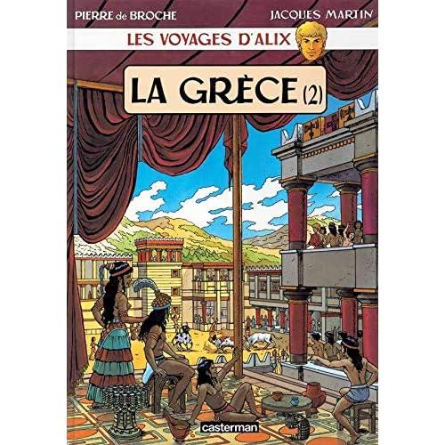 Les Voyages d'Alix : Grèce,  tome 2