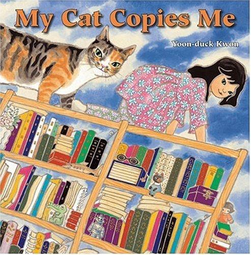 My Cat Copies Me