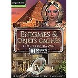 Enigmes et objets cachés - le secret du pharaon