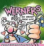 Werner Postkartenkalender 2009 - Brösel, Rötger Feldmann